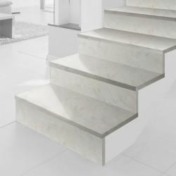 "Escalier en quartz ""Lagoon"""